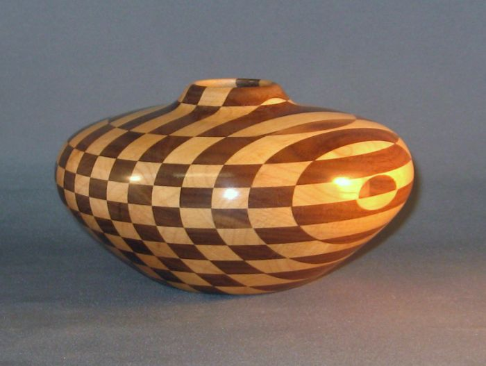 Laminated Hollow Form